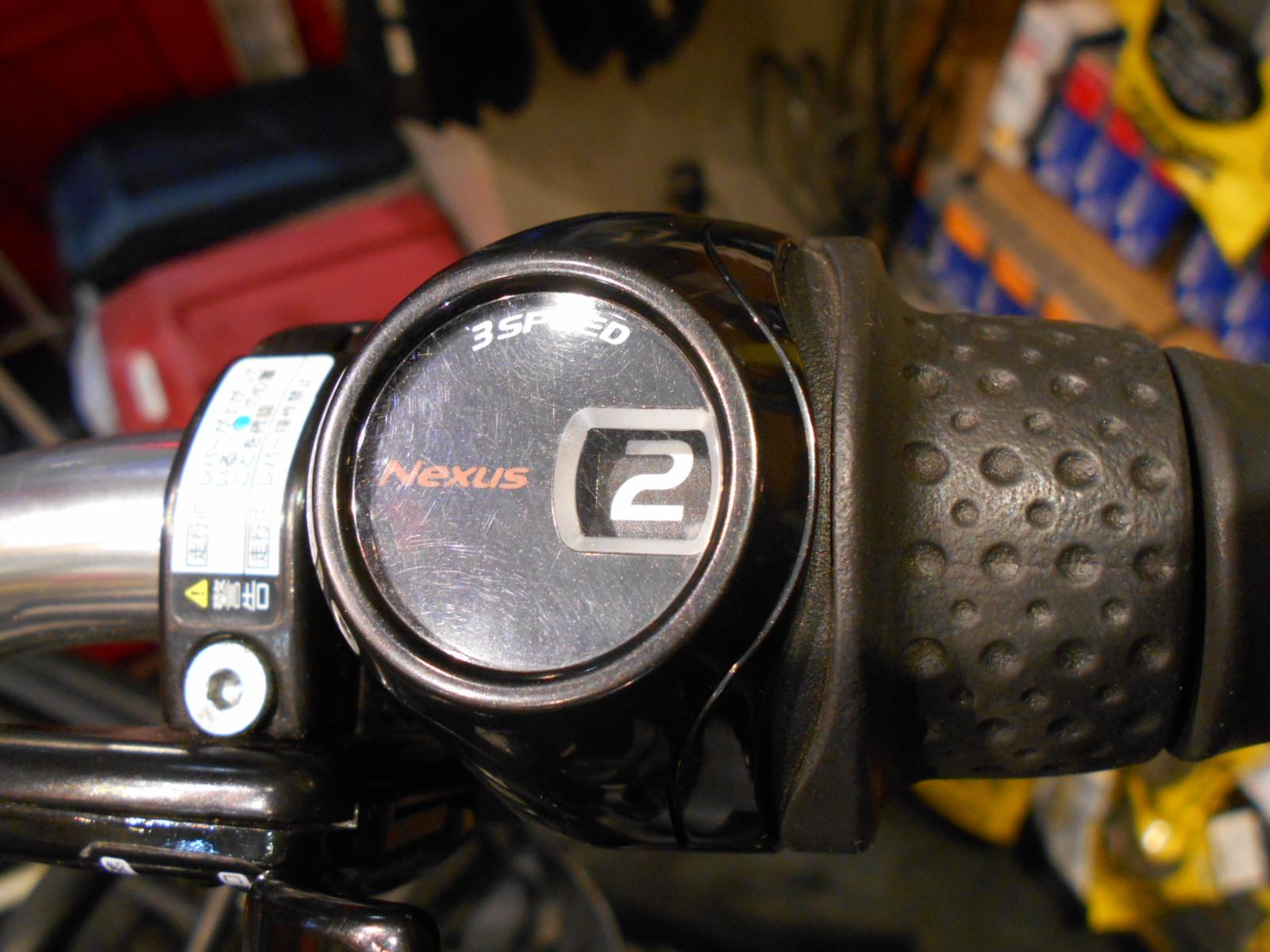 自転車の 自転車のギア使い方 : 内装ギアの使い方♪ | サイクル ...