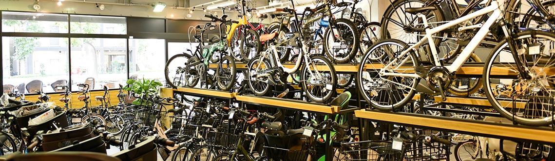 電動アシスト自転車のことなら、オギヤマにお任せください