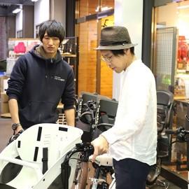 子供乗せ電動アシスト自転車の選び方〜スタッフに聞いてみた編〜