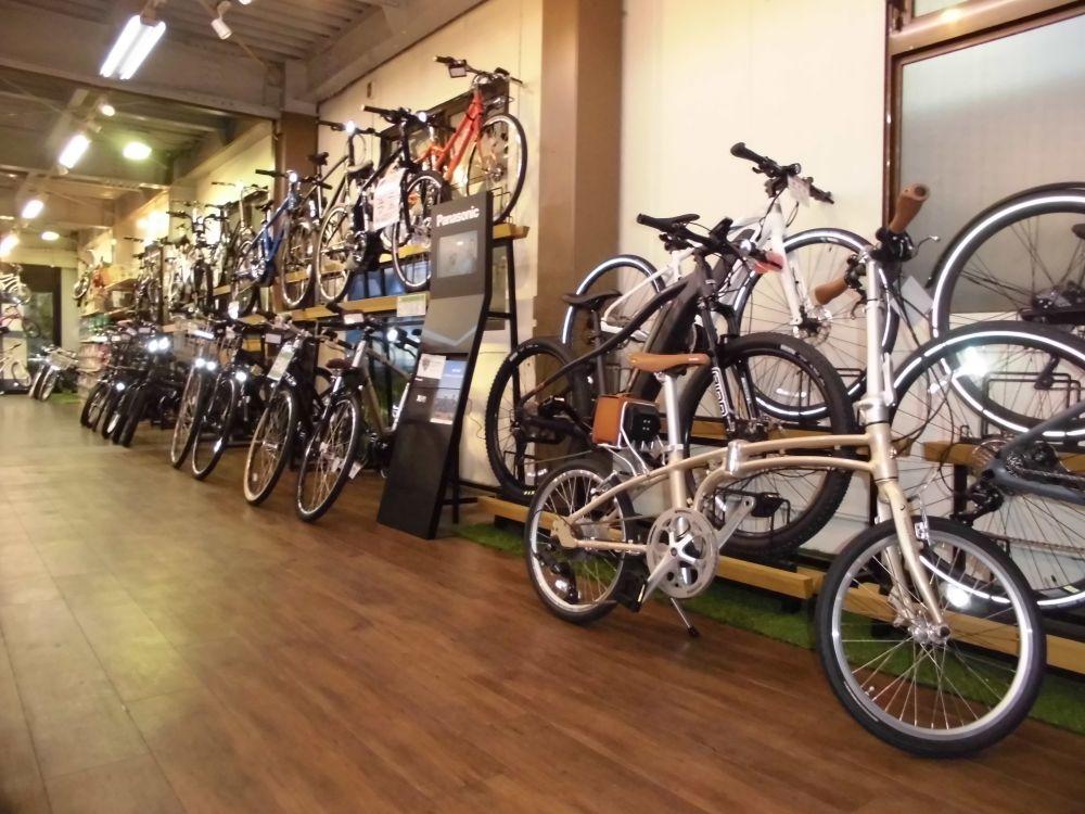 スポーツ系電動自転車