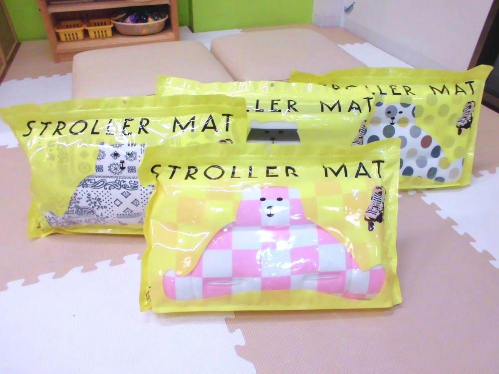STROLLER MAT