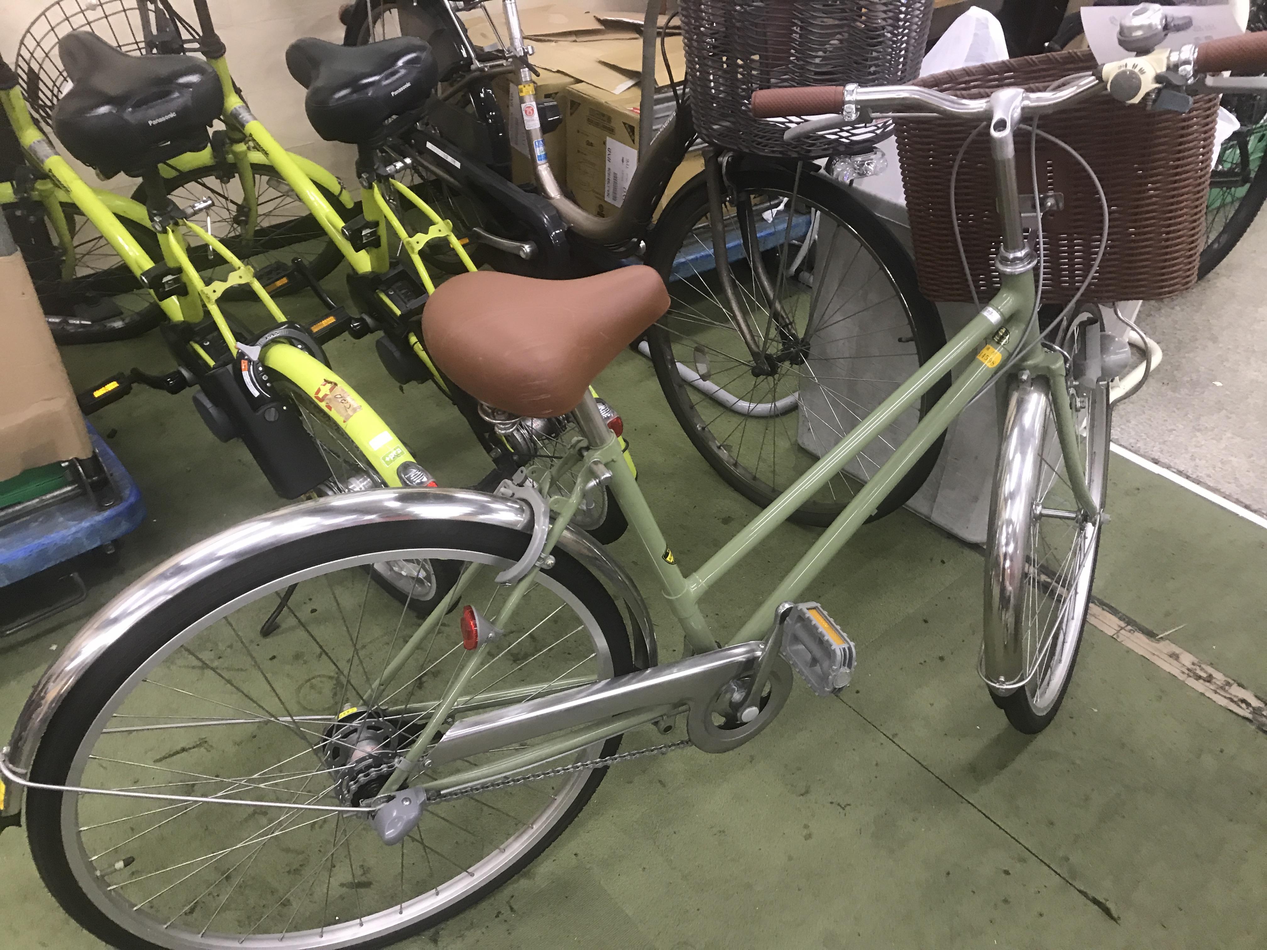 普通自転車
