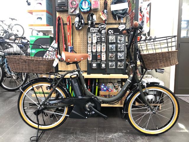 【馬込銀座店】お買い物に便利なコンプリート自転車