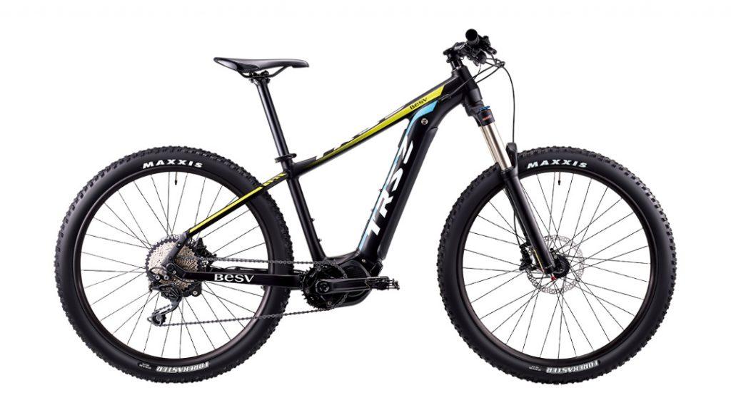 TRS2 XC Matte Black