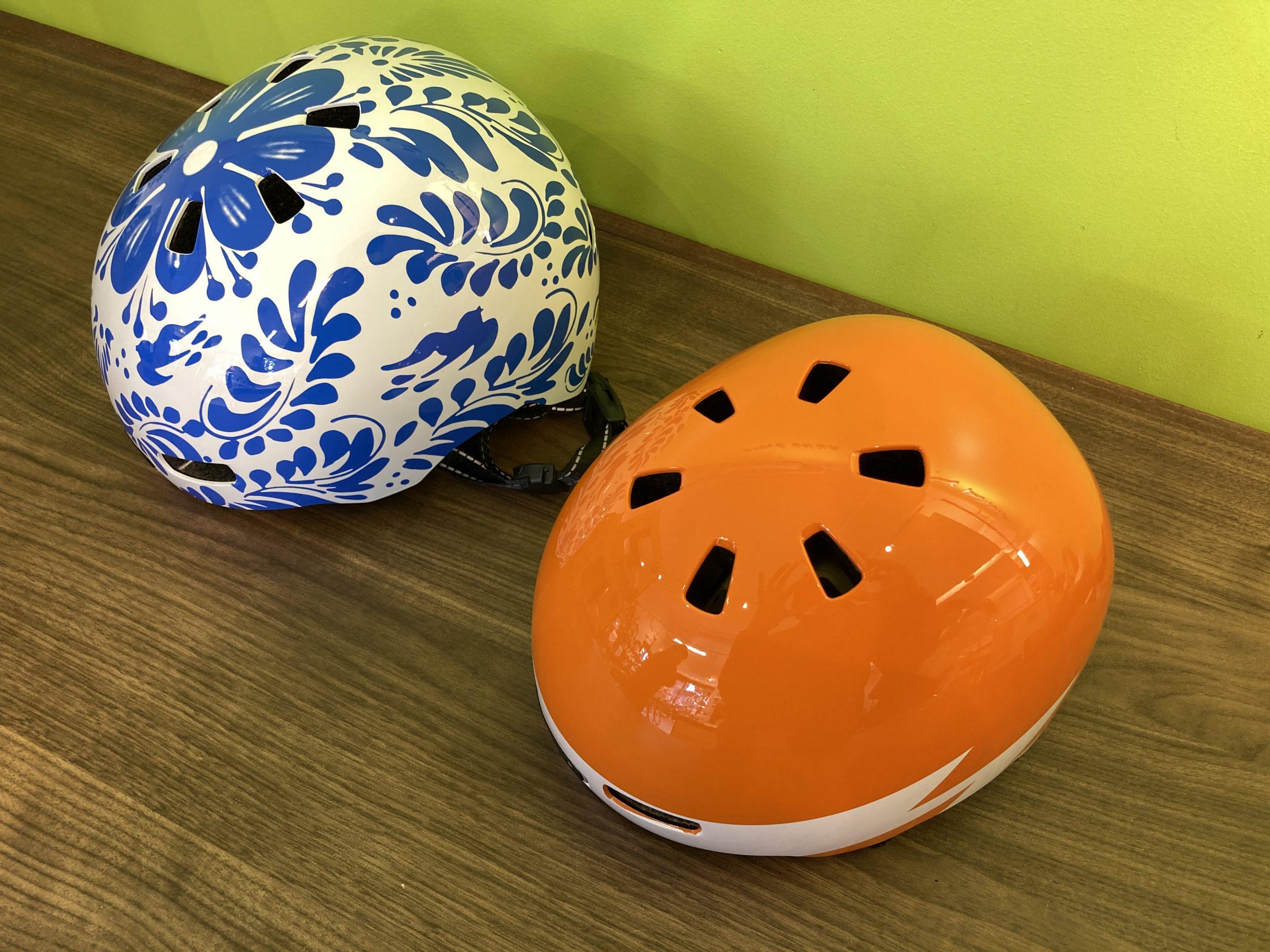 【都立大学】ヘルメット購入補助金まだまだ実施中!!